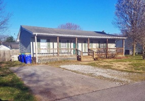 1251 Derek Drive, Franklin, Kentucky 42134, 2 Bedrooms Bedrooms, ,1 BathroomBathrooms,Single Family,For Sale,Derek Drive,20191309