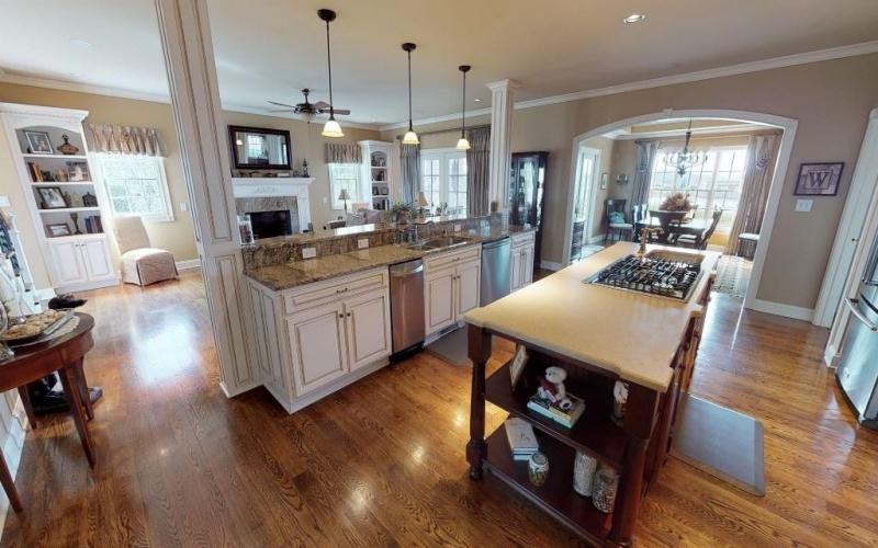 1473 Drakes Ridge Lane, Bowling Green, Kentucky 42103, 4 Bedrooms Bedrooms, ,3 BathroomsBathrooms,Single Family,For Sale,Drakes Ridge Lane,20191364