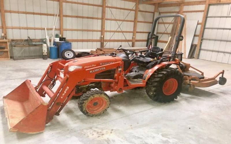 3340 Chalybeate Rd, Smiths Grove, Kentucky 42171, ,Farm and Equip,Auction,The Byrd Center,Chalybeate Rd,20191411